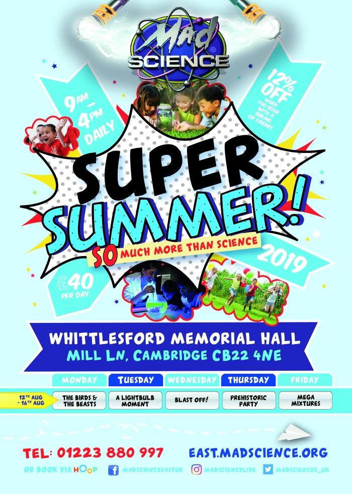 Mad Science Super Summer_Whittlesford Memorial-01